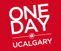 One Day @ UCalgary